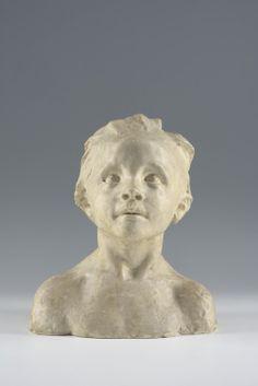Camille CLAUDEL La Petite châtelaine [à la natte courbe] [1892 - 1893] Roubaix - La Piscine