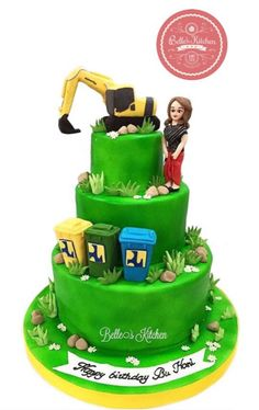 3D Character Custom Cake By Belle's Kitchen, To Order Contact Our WA: 081294055786, Line: Bellekitchen, Also Be Sure To Follow Our Instagram @belle_kitchen