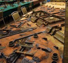 Fritz 40K: Building A Warhammer 40K Skirmish Board
