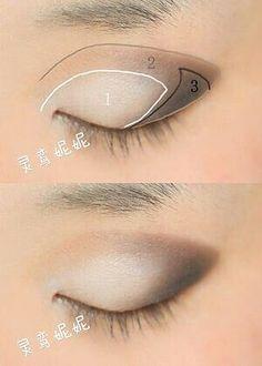 BURDA - 100 SUPER ИДЕЙ и ТЫ. — Фото | OK.RU Eye Makeup Steps, Smokey Eye Makeup, Makeup Tips, Contour Makeup, Skin Makeup, Eyeshadow Makeup, Dark Eyeshadow, Love Makeup, Makeup Art