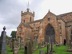 St. Michael's Church, Linlithgow, Scotland   NT0077 : St Michael's Parish Church Linlithgow