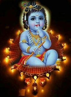 Baby Lord Krishna Wallpapers More