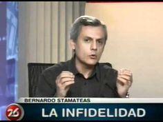 ¨La infidelidad¨ por Bernardo Stamateas en Canal 26