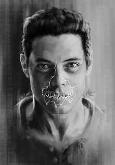 Rami Malek as Josh in Until Dawn...  Trying to figure out how this website works...