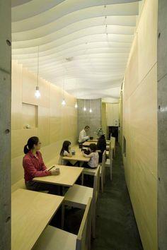 yufutoku restaurant issho architects