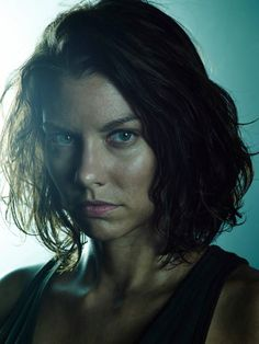 Maggie Greene Season 5B Portrait