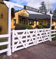 gated driveway entrance ideas - Google Search