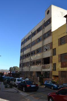 Maboneng Precinct :: Revolution House - Progressive Urban Space :: 21 Kruger Street, Johannesburg. Rooftop, Revolution, Multi Story Building, The Unit, Urban, Space, Street, House, Floor Space