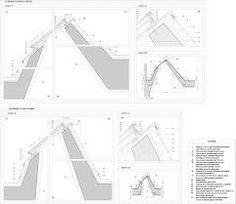 Resultado de imagen para detalles constructivos de lucarnas arquitectura