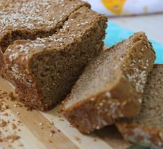 Easy Cooking, Cooking Recipes, Bread Recipes, Cake Recipes, Seed Bread, Portuguese Recipes, Korn, Sweet Cakes, Bread Baking
