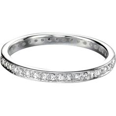 Silver and Cubic Zirconia Ring:  An exquisite cubic zirconia ring made from 925 sterling silver.  A pretty ring and a fantastic present - don't miss out!