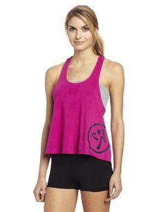 Zumba Fitness LLC Women's Let Loose Racerback Shirt, Mulberry, Medium Zumba Fitness http://www.amazon.com/dp/B00AFPKNVQ/ref=cm_sw_r_pi_dp_ntAtub0X3G1FD