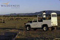 The Wilderness Way – a brief history Humble Beginnings, 30 Years, Conservation, Wilderness, Safari, Wildlife, Africa, History, Image