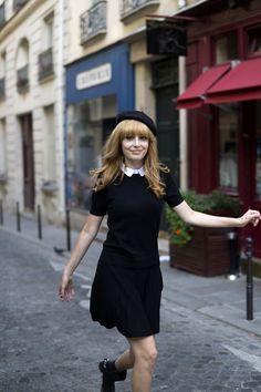 parisienne sixties miss pandora