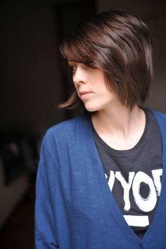 Tegan Quin, Tegan and Sara, great hair