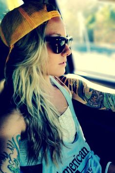 tattoo sleeve designs for girl