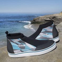 Surfing Seavenger Atlantis 3mm Dive Shoes in Low Cut Sneaker Style for Scuba Diving Kayaking Snorkeling