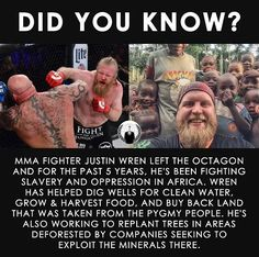 Good Guy Justin Wren