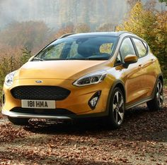 FORD Fiesta Active a crossover variant of the popular supermini, has been revealed and its release date, price and specs have now been revealed. Crossover, Vw Polo Cross, Cars Uk, Power Cars, Car Posters, Car Ford, Car Photos, Concept Cars, Autos