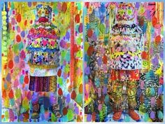 masks - Lauren Poor