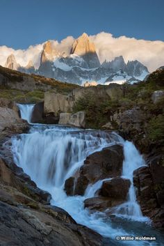 Patagonia (Willie Holdman Photography)