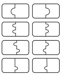 zegar Free Printables, Math, Montessori, Puzzle, Puzzles, Free Printable, Math Resources, Puzzle Games, Mathematics