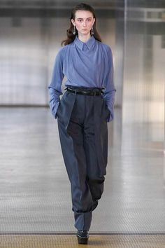 Lemaire Fall 2017 Ready-to-Wear collection.