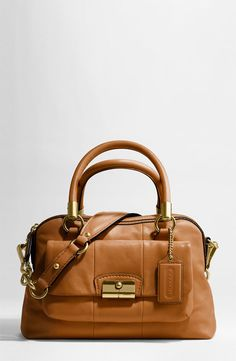 Tanned Leather Bag