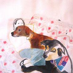 Mélodie Baschet: Peinture/dessin