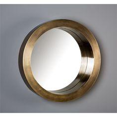 Intercule Home Holmby Porthole Mirror 325066