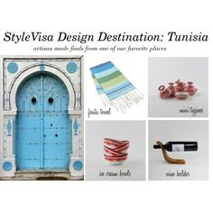 StyleVisa Design Destination: Tunisia