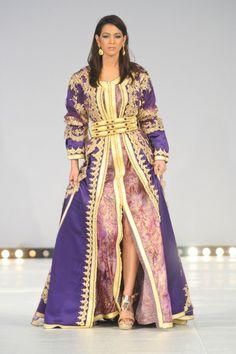 Fashion days Marrakesh 2012: Première sélection des 15 plus beaux caftans | ExeptionnElles Mag'