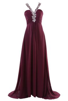 YiYaDawn Langes Elegantes Abendkleid Partykleid für Damen: Amazon.de: Bekleidung