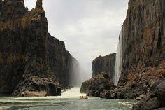 Future: Rafting below Victoria Falls