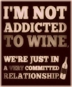 Committed to Wine...