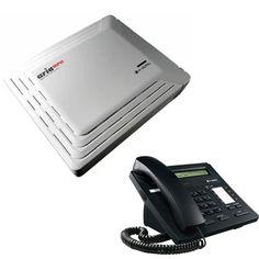 Centrala telefonica digitala LG-Ericsson Aria Soho 3/8 + telefon proprietar 7208D Soho, Aria, Console, Small Home Offices, Roman Consul, Consoles