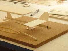Simple Balsa Wood Glider Plans