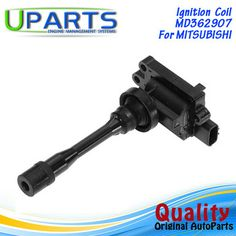 UPARTS Ignition Coil For Mitsubishi Eclipse 2/Carisma/Colt V/Lancer 4/Galant 4/Space Wagon Star Runner/Outlander MD325048 Eclipse 2, Mitsubishi Eclipse, Ignition Coil, Outlander, Star, Ideas, Weird, All Star, Poland