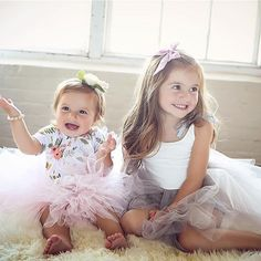 Tutu Tuesday perfection! #tututuesday  #dreamy #sisters  #birthday #happy  #love  #lovely #magical #picoftheday #pictureoftheday #instacute #instagood #instastyle #stylegram #white #pink  #trendy_tots #childhood #baby #smile  #babieswithstyle #fashionkids #kidzootd #thetrendykidz #dressup #play #pretty #photography