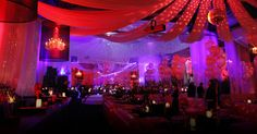 Large club venue located on the Exhibition grounds with outdoor space including a swimming pool venue Full Facility Seated Dinner 500 Richmond Hill, Outdoor Stuff, Night Life, Toronto, Swimming Pools, Club, Dinner, Space, Wedding