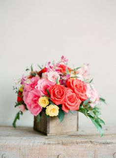Roses: http://www.stylemepretty.com/2015/05/12/cultural-cancun-destination-wedding-part-ii/ | Photography: Heather Waraksa - http://heatherwaraksa.com/