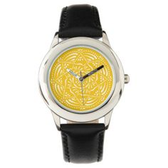 Shop Zazzle's selection of customizable Orange watches & choose your favorite design from our thousands of spectacular options. Yoga Gifts, Smart Watch, Mandala, Honey, Watches, Orange, Accessories, Shopping, Smartwatch