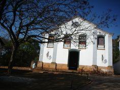 Igreja Nossa Senhora das Mercês dos Pretos Crioulos, Tiradentes, Minas Gerais || Foto: Pedro Andrade