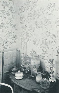 Cecil Beaton's Bathroom