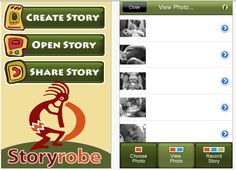 Story telling apps - create customized reading supports for your students. Photo Record, Digital Story, Special Needs Students, English Resources, English Writing, School Events, Book Making, Creative Writing, Books Online