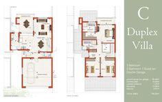 Floor Plans | Villa Sao Pedro Double Garage, Entrance, Villa, Floor Plans, Patio, Flooring, How To Plan, Double Carport, Entryway