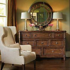 Stanley Furniture Archipelago Calypso Fathom Dresser #laylagrayce