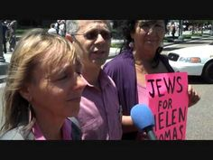 Jews for Helen Thomas