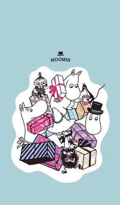 248 Best moomin + Tove Jansson images in 2020 Moomin Wallpaper, Kawaii Wallpaper, Cartoon Wallpaper, Pattern Wallpaper, Cute Wallpapers, Wallpaper Backgrounds, Iphone Wallpaper, Cute Photos, Pretty Pictures