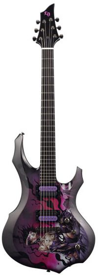 ESP Eternal Descent Lyra F Guitar